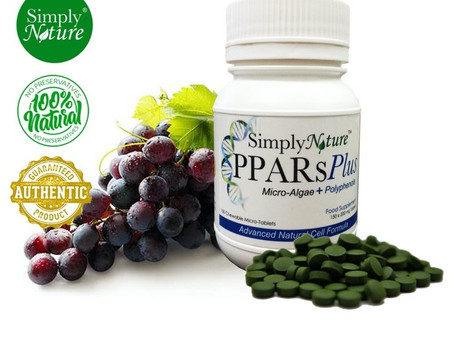 3 Ways to increase and activate PPARs in your Body
