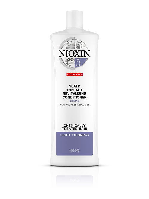 NIOXIN 5 Conditioner - Scalp Therapy Revitalizing (1000ML)