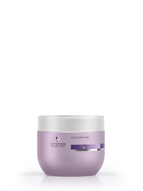 System Professional Mask - Color Save (400ML)