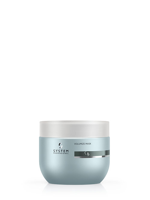 System Professional Mask - Volumize (400ML)