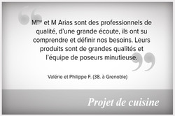 Avis projet de cuisine à Grenoble