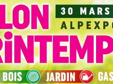 Arias Cuisines & Bains sera au Salon de Printemps 2017 à Grenoble