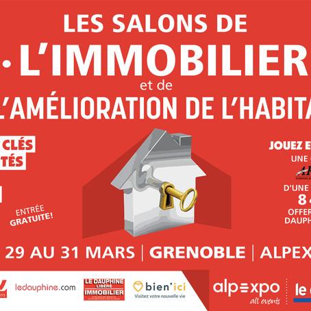 Arias Cuisines & Bains au Salon de l'immobilier de Grenoble