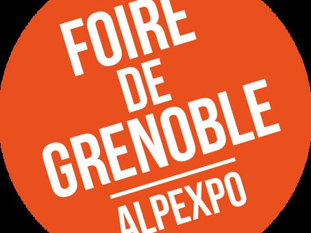 Arias Cuisines & Bains vous offre vos entrées pour la Foire de Grenoble 2018