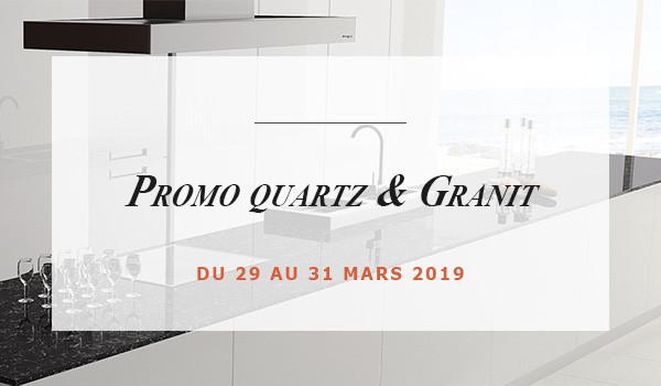 Promotion Quartz & Granit