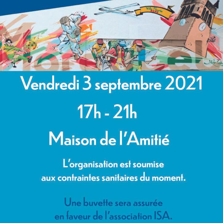 Forum des associations Morestel
