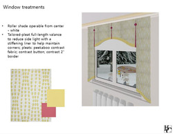 Custom Window Treatment Design