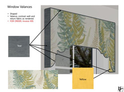 Custom Window Treatments Design