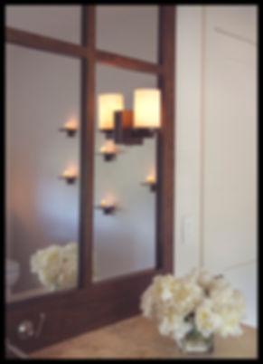 interior design transitional bathroom