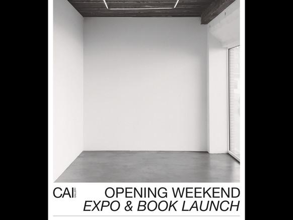CAI Gallery Opening Weekend