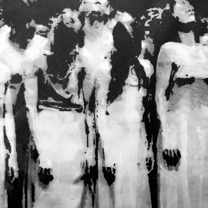 The passion (1) (after Pina Bausch)