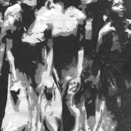 The passion (4) (after Pina Bausch)