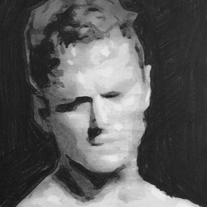 Martyr (Adam) (after Pina Bausch)