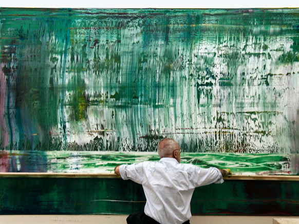 The Most Famous Living Painters Today