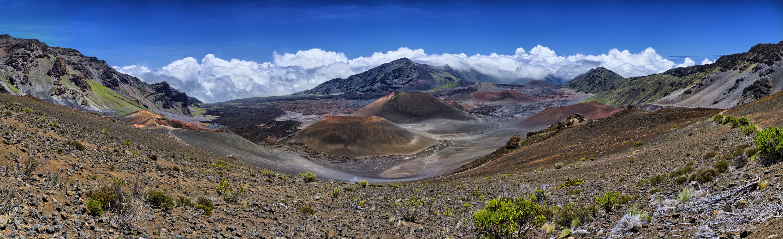Haleakla Crater
