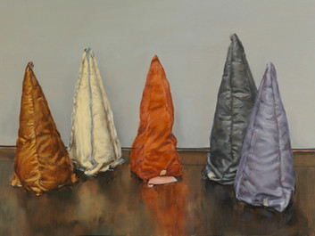 Michaël Borremans: Coloured Cones