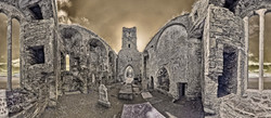 Timoleague Friary Infrared
