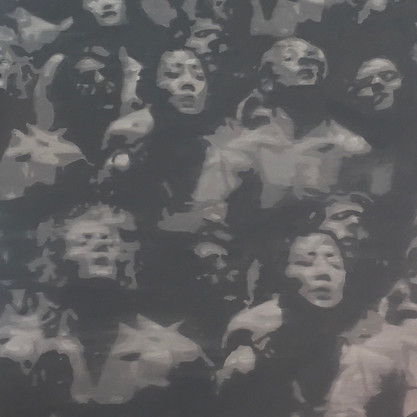 We are all martyrs (1) (after Pina Bausch)