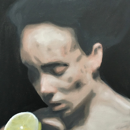 Martyr with lemon (2)