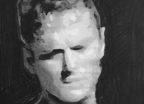 Martyr (Adam) (10) (after Pina Bausch), 2021