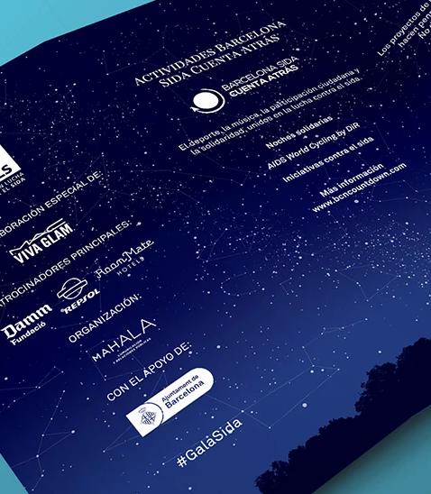 Invitacion Gala Sida Barcelona 2015