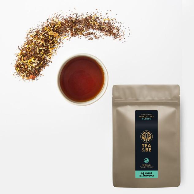 Sobre Tea&Be - La chica de Ipanema
