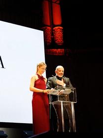Tarima Gala Sida Barcelona 2014