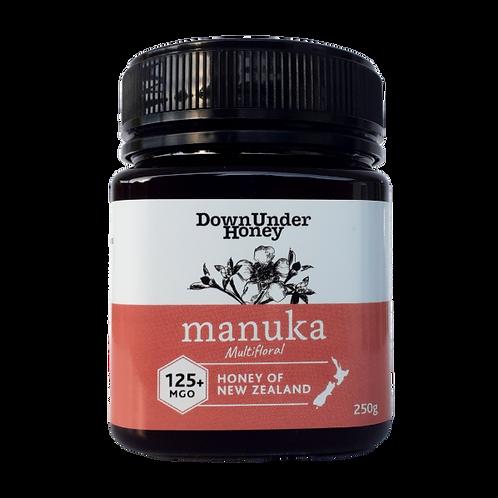 MGO 125+ Manuka  honey 250g