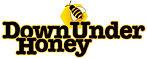 DownUnder Honey Logo no yellow backgroun