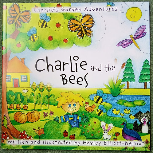 Charlie and the Bees - Children's book