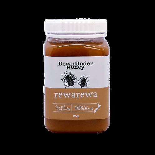 Rewarewa bush honey 500g