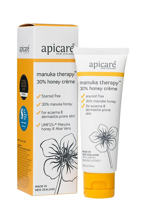 Manuka Therapy 30% honey creme