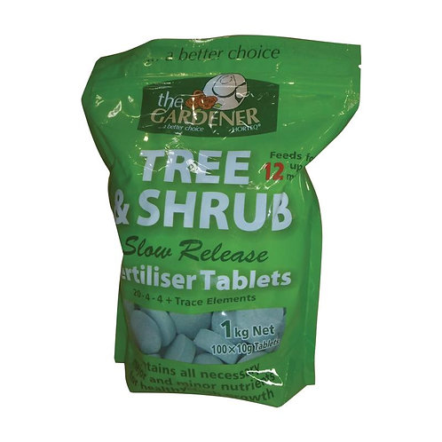 Tree Shrub Slow release fertiliser tablets 1kg