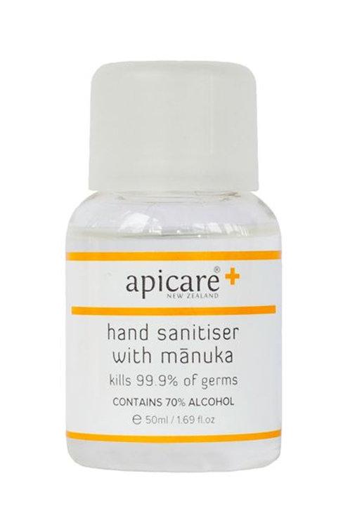 Apicare Hand sanitiser with Manuka