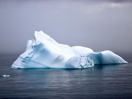 THE ICEBERG OF FAITH