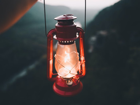Let your lamp shine