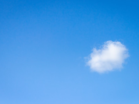 PROPHETIC MESSAGE: I see a cloud the size of a man's fist!