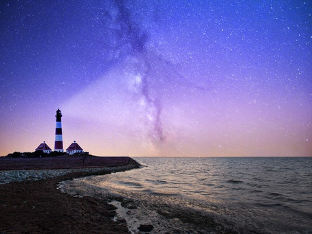 A lighthouse of hope