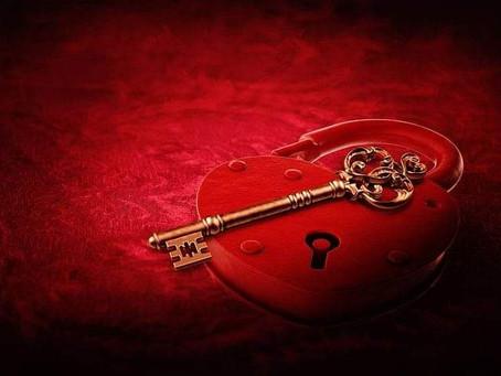 Let Him unlock your heart