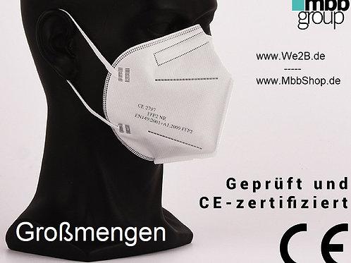 """Großmengen - FFP2-Masken """"Ankelin"""" zertifiziert. CE 2834"""