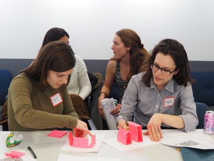 Spring 2019 – Workshop #4: Creating for Communities