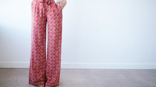 Silk Joie Pants