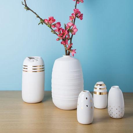 Kaolin'e Peltier porcelaine