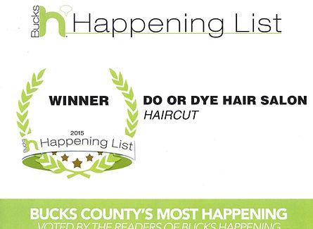 2015 Finalist - Haircut