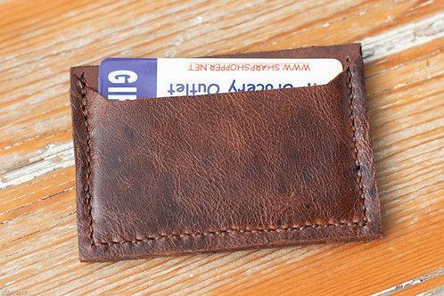 8000 - Minimalist Leather Wallet