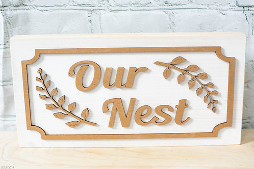 8000 - Our Nest