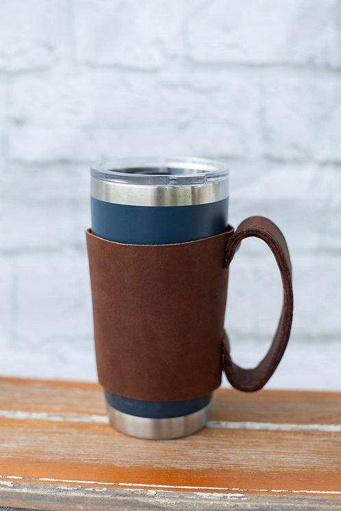 8002 - Leather Yeti Mug Handle