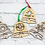 Thumbnail: 6005 - Christmas Ornament Bell
