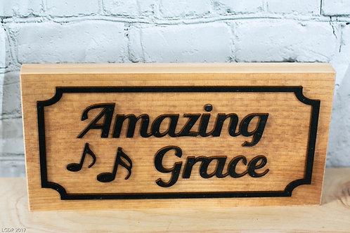 8002 - Amazing Grace