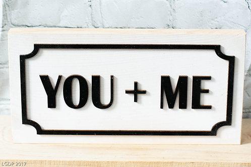 8003 - You & Me
